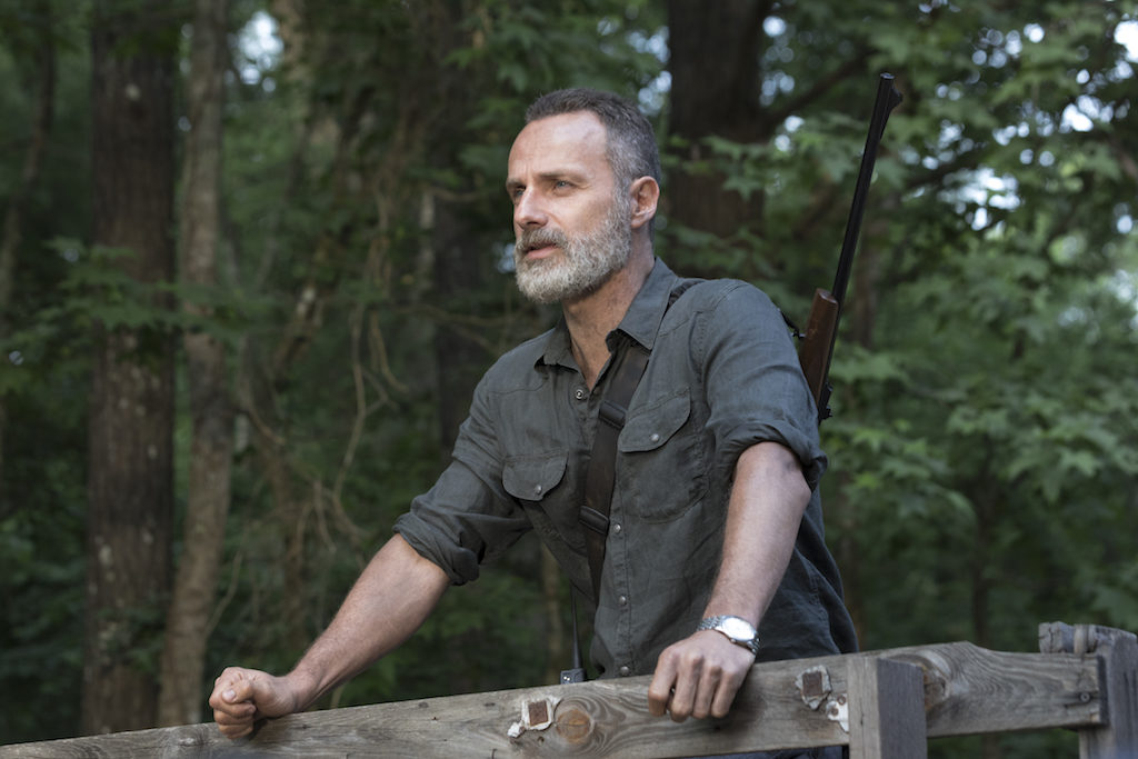 "REVIEW: 'The Walking Dead' Season Nine, Episode Two ""The Bridge"""