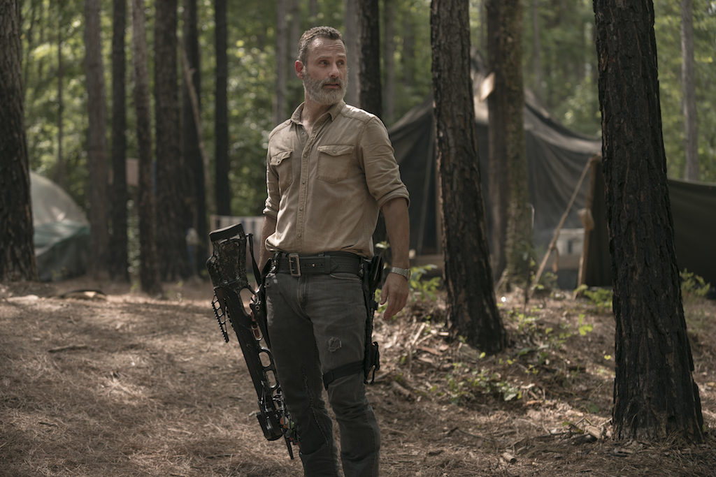 "REVIEW: 'The Walking Dead' Season Nine, Episode Three ""Warning Signs"""