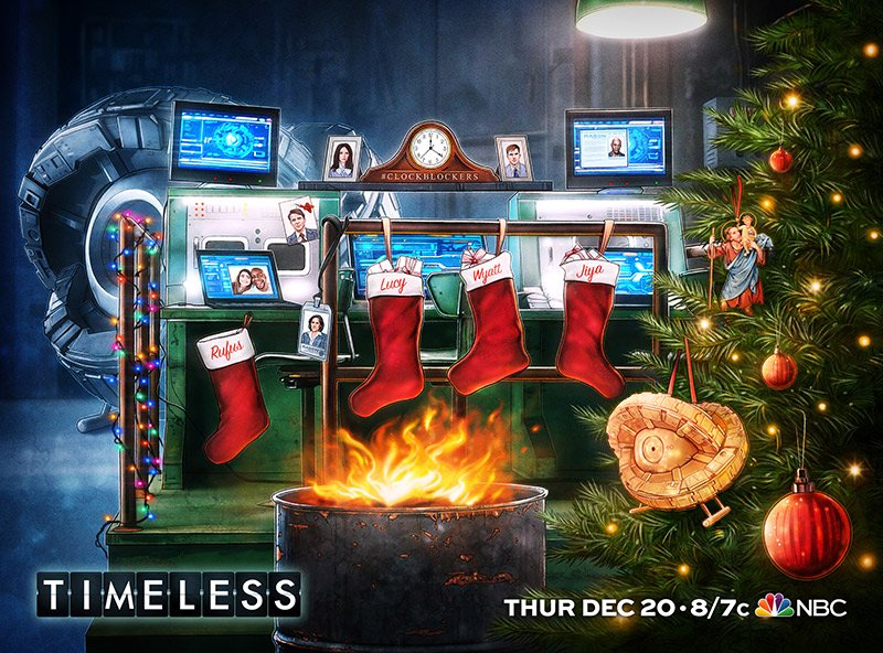 Our Hopes & Wishes for Timeless Holiday Special (Roundtable)