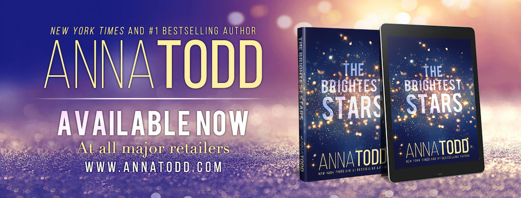 SPOTLIGHT: 'The Brightest Stars' by Anna Todd