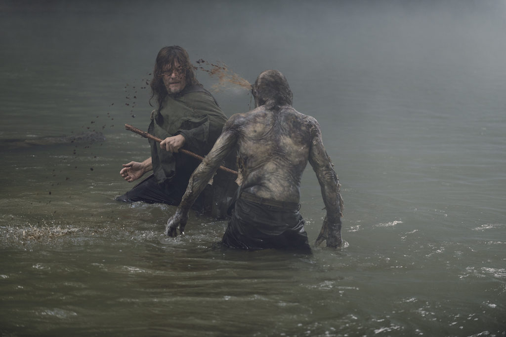 "REVIEW: 'The Walking Dead' Season 9, Episode 6 ""Who Are You Now?"""