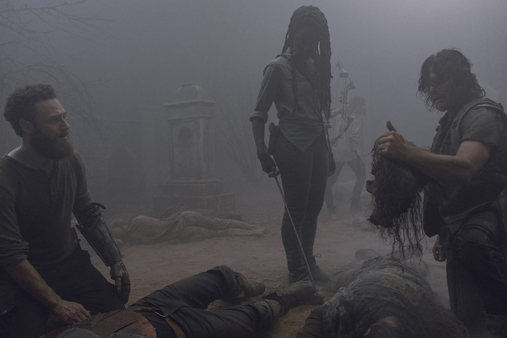 "REVIEW: 'The Walking Dead' Season 9, Episode 8 ""Evolution"""