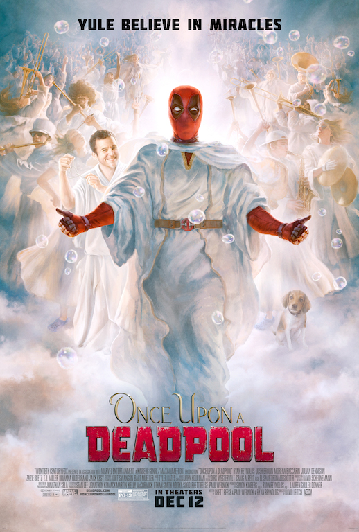 'Once Upon A Deadpool' Is Coming Our Way Soon!