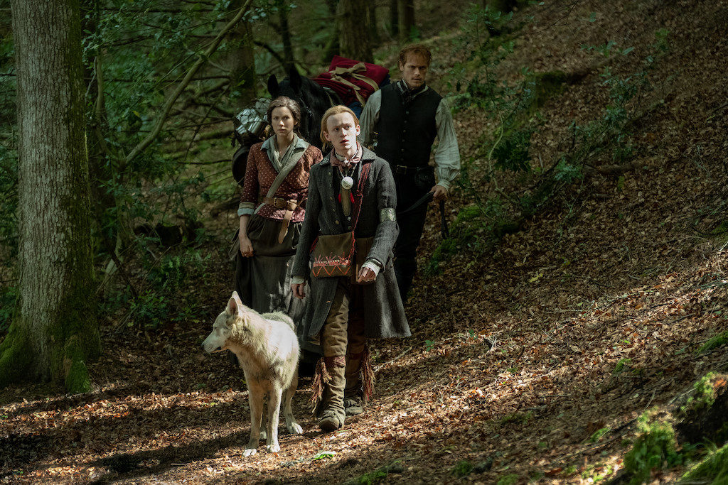 "PREVIEW: 'Outlander' Season 4 Finale ""Man of Worth"""