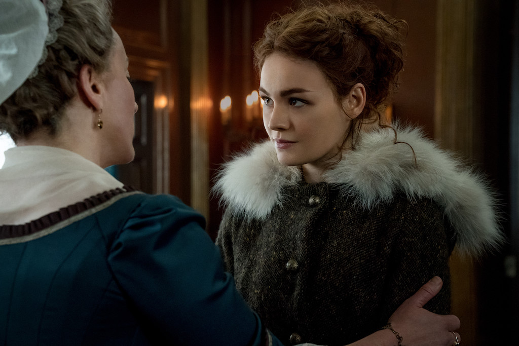"REVIEW: 'Outlander' Season 4, Episode 10 ""The Deep Heart's Core"""