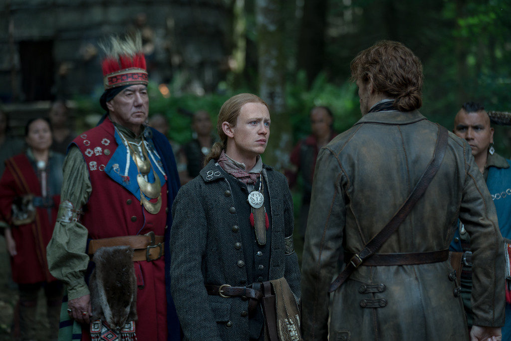"REVIEW: 'Outlander' Season 4 Finale ""Man of Worth"""