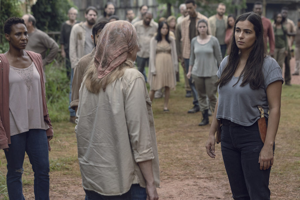"REVIEW: 'The Walking Dead' Season 9, Episode 9 ""Adaptation"""