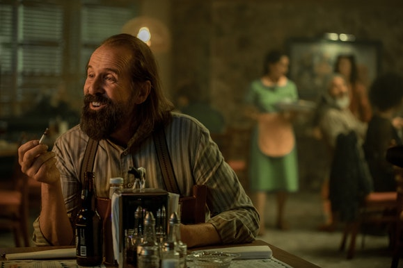 "REVIEW: 'American Gods' Season Two, Episode One ""House on the Rock"""