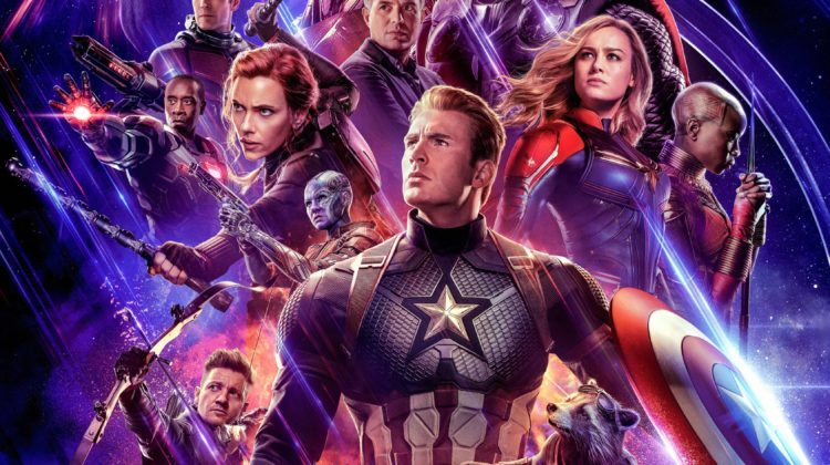 Marvel Debuts New 'Avengers: Endgame' Trailer!