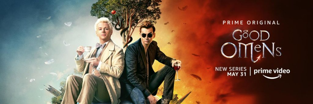 FIRST LOOK: 'Good Omens' from Prime Video