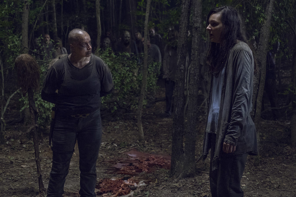 "REVIEW: 'The Walking Dead' Season 9, Episode 12 ""Guardians"""