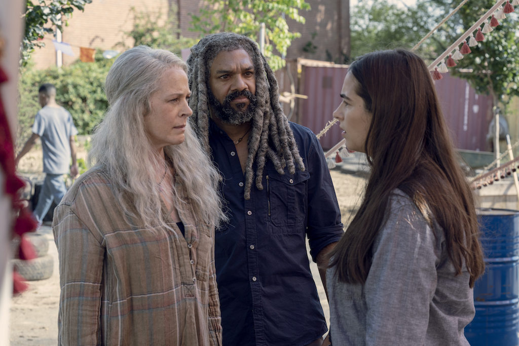 "REVIEW: 'The Walking Dead' Season 9, Episode 13 ""Chokepoint"""