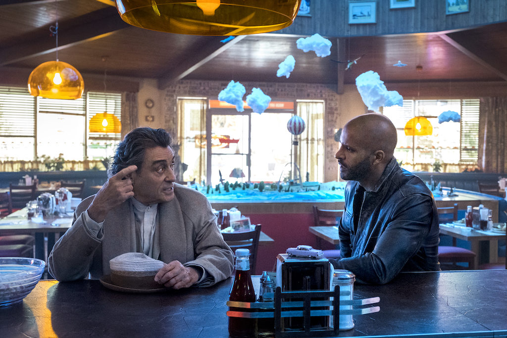 "REVIEW: 'American Gods' Season Two, Episode Four ""The Greatest Story Ever Told"""