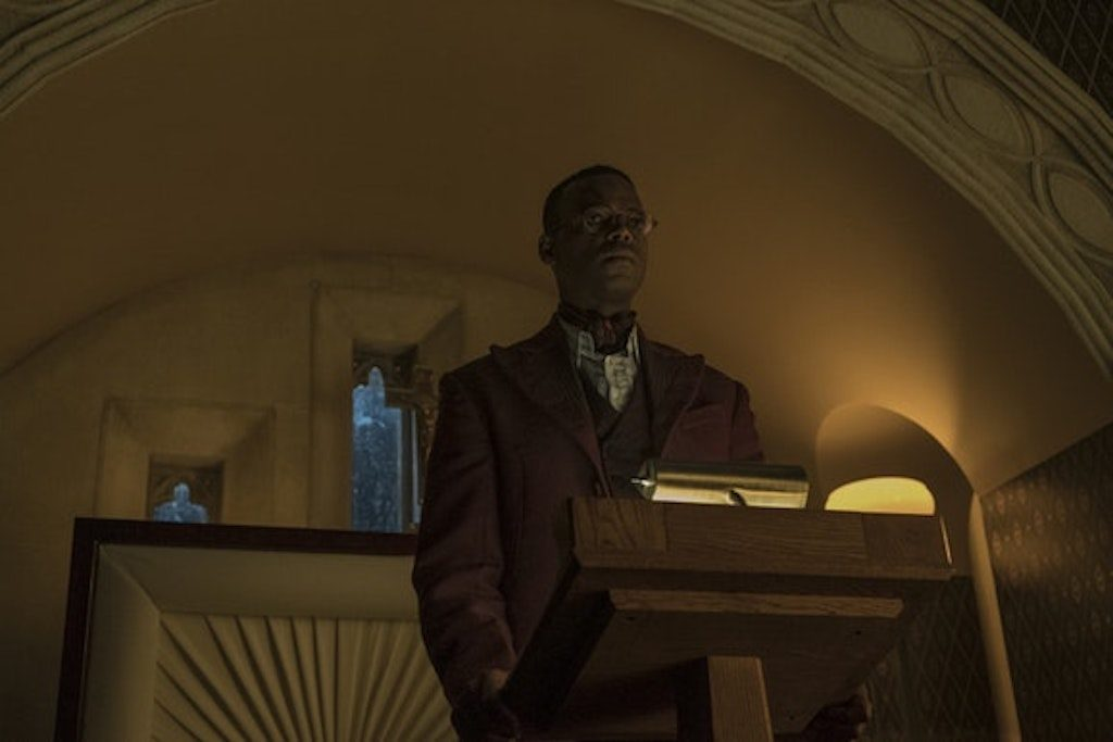 "REVIEW: 'American Gods' Season Two, Episode Five ""The Ways of Death"""