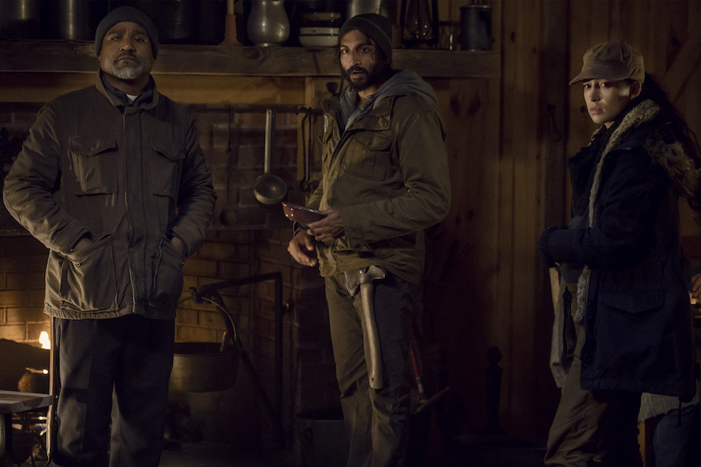"REVIEW: 'The Walking Dead' Season 9, Episode 16 ""The Storm"""