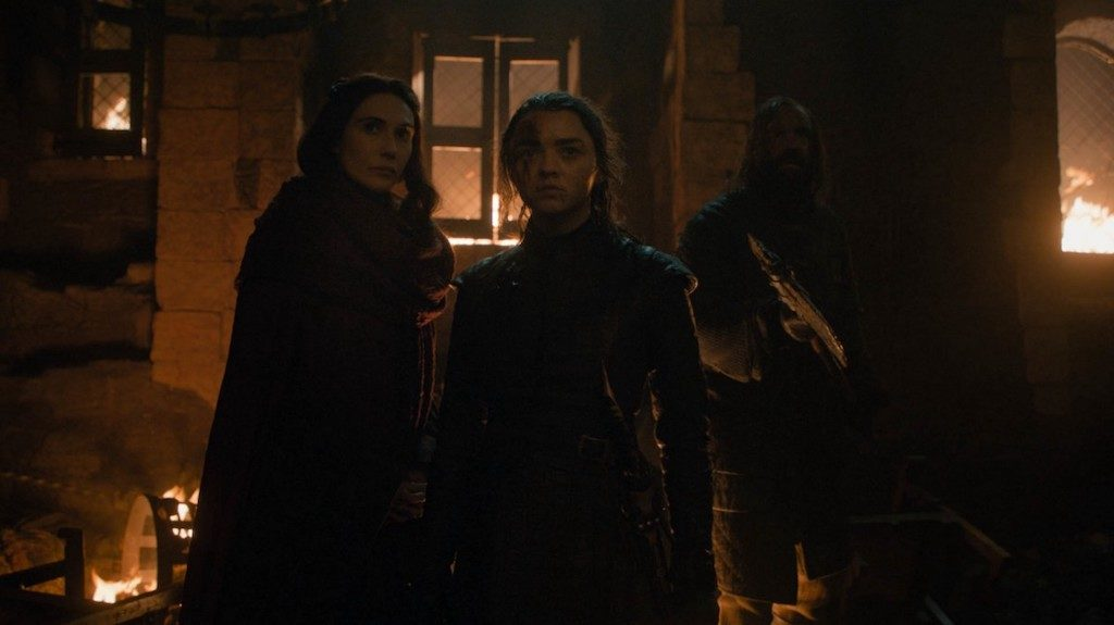 "REVIEW: 'Game of Thrones' Season 8, Episode 3 ""The Long Night"""