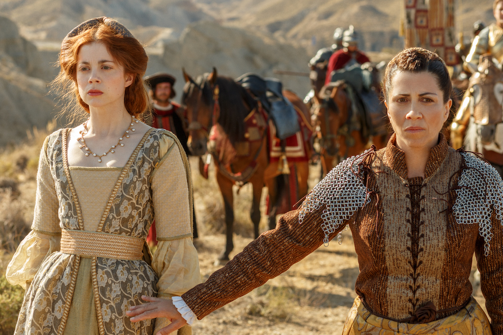 REVIEW: 'The Spanish Princess' Series Premiere The New World