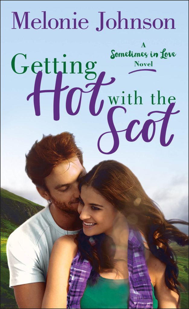 SPOTLIGHT: 'Getting Hot with the Scot' by Melonie Johnson