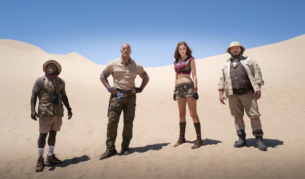 FIRST LOOK: 'Jumanji: The Next Level' Has Its First Trailer!
