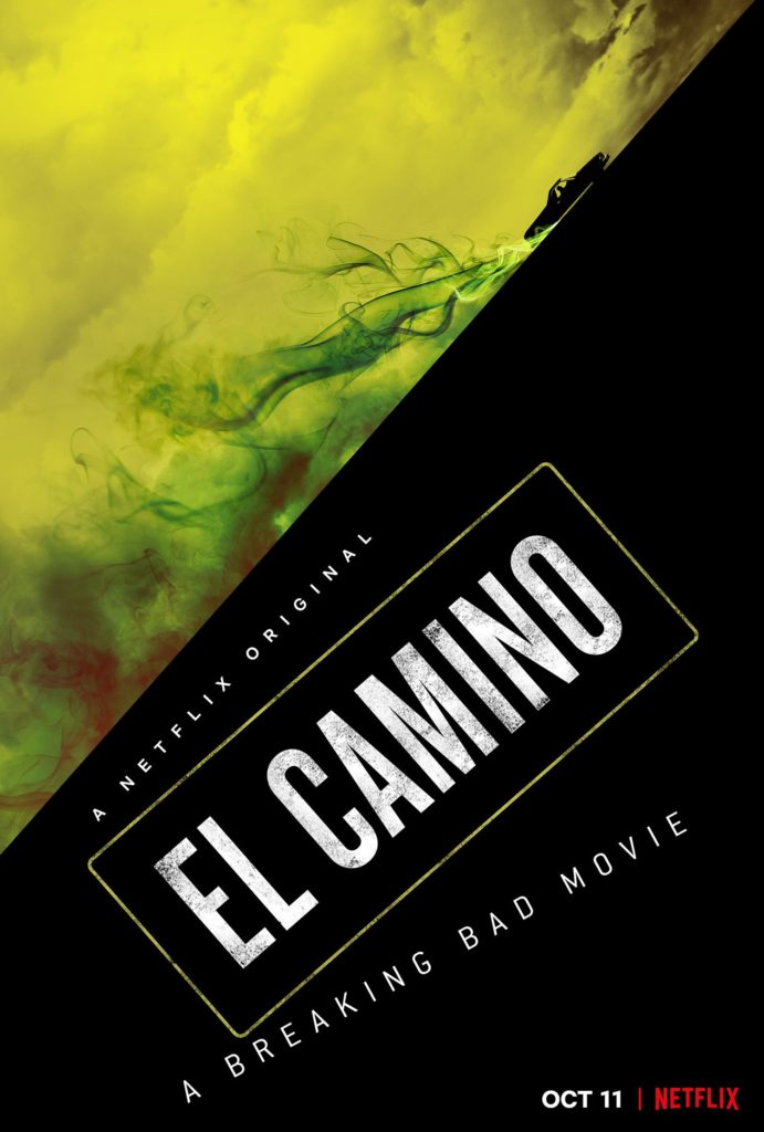 'El Camino: A 'Breaking Bad' Movie Comes to Netflix in October!