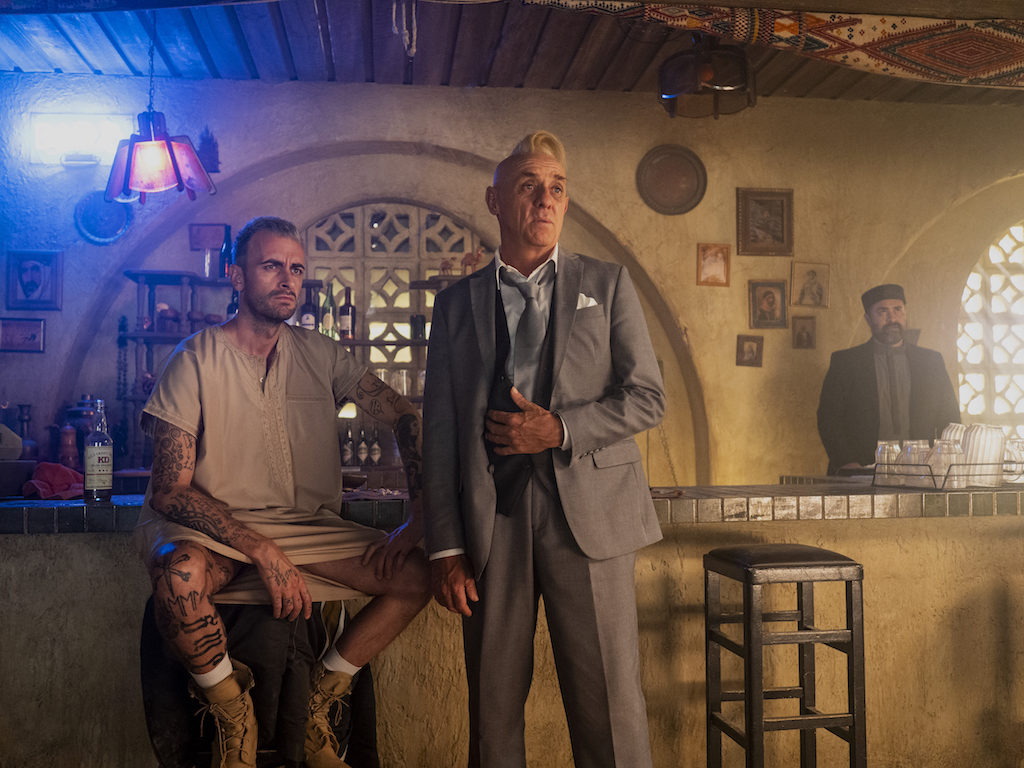 "RECAP: 'Preacher' Season Four, Episode Five ""Bleak City"""