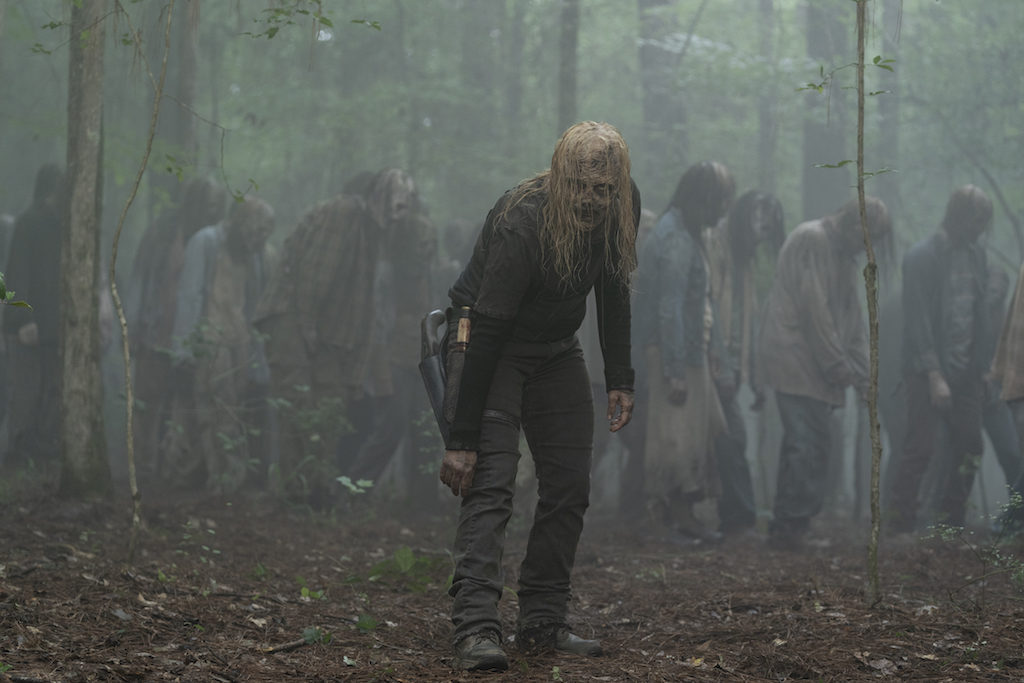 "RECAP: 'The Walking Dead' Season 10, Episode 2 ""Ghosts"""
