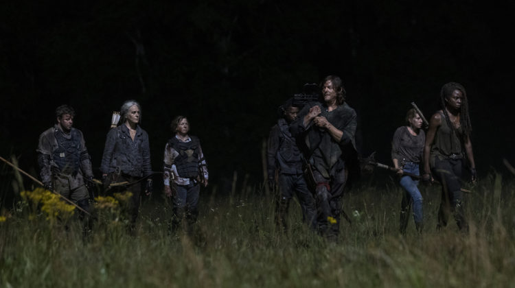 "RECAP: 'The Walking Dead' Season Ten, Episode Three ""Ghosts"""