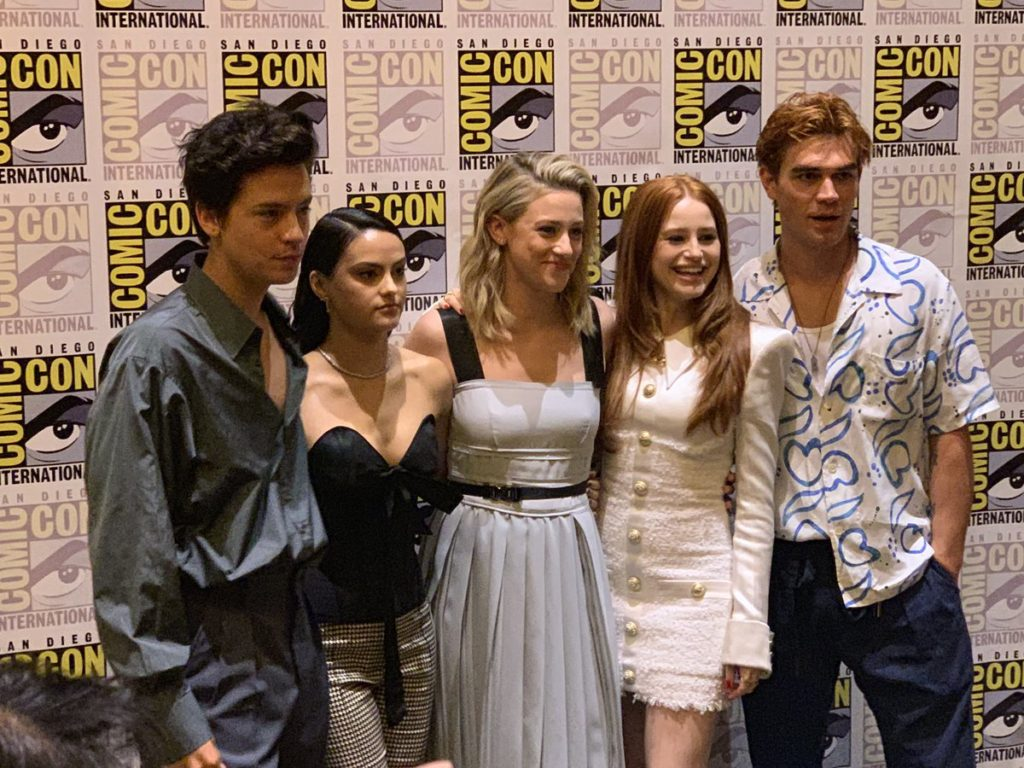 'Riverdale' Cast Teases Senior Year at Comic-Con