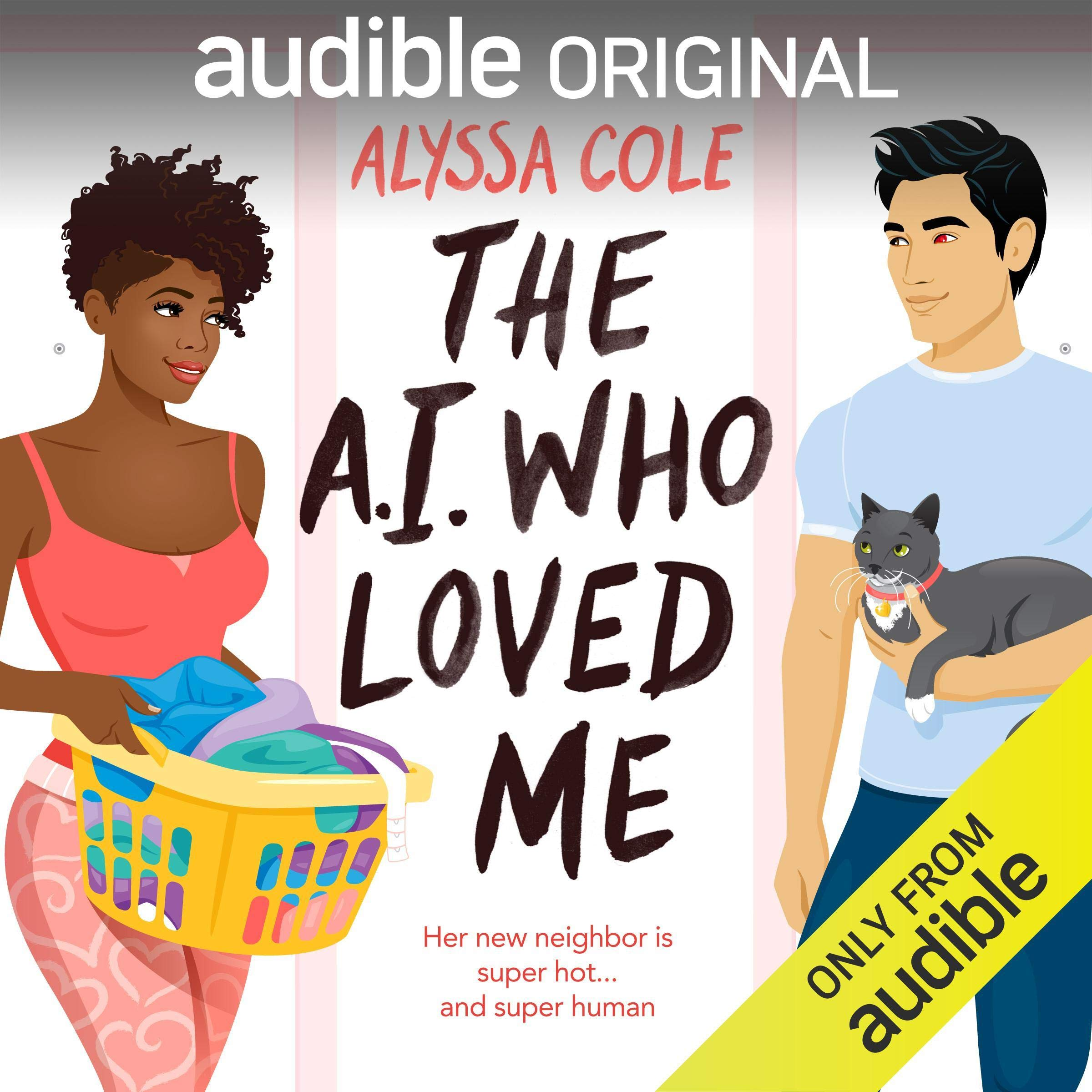 SPOTLIGHT: The A.I. Who Loved Me by Alyssa Cole (Audible Original)