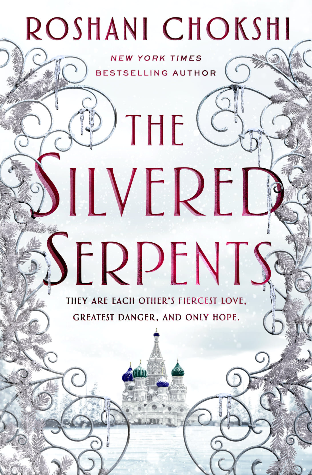 'The Silvered Serpents' by Roshani Chokshi is Out Today!