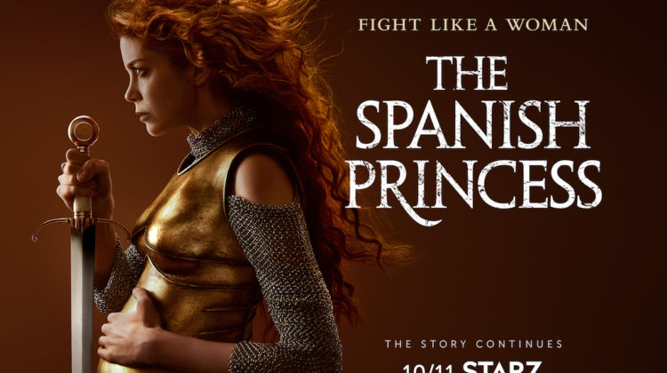 FIRST LOOK: 'The Spanish Princess: Part II' Releases New Trailer